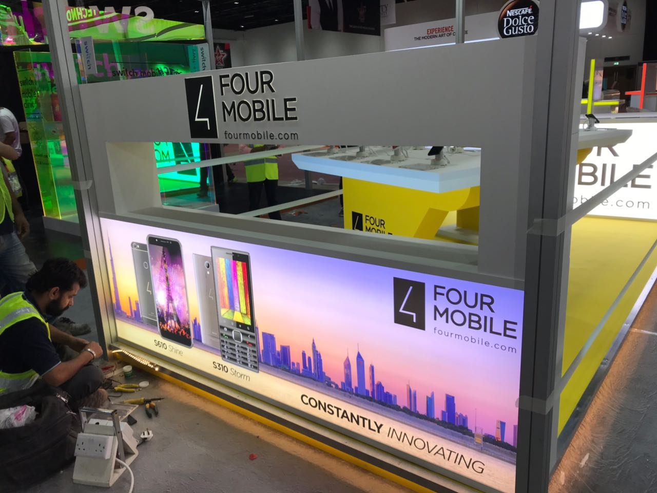 Modern Exhibition Stand Out : Mast exhibition fit out solutions u award winning exhibition